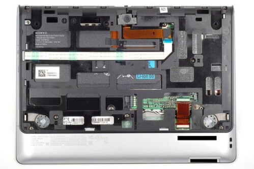 Teardown+of+the+Sony+Tablet+S+uncovers+some+clever+industrial+design+and+new+chippery