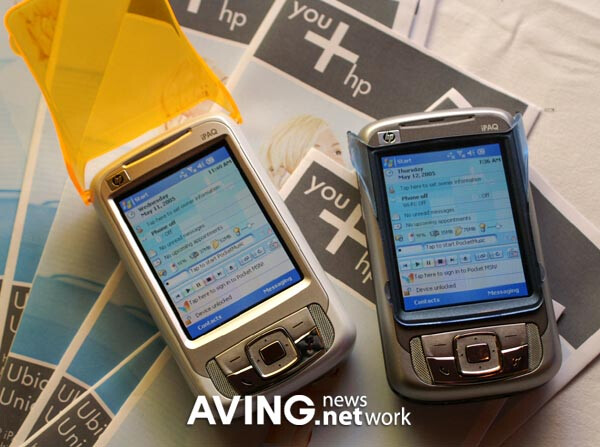 HP announces iPAQ rw6800 in Asia