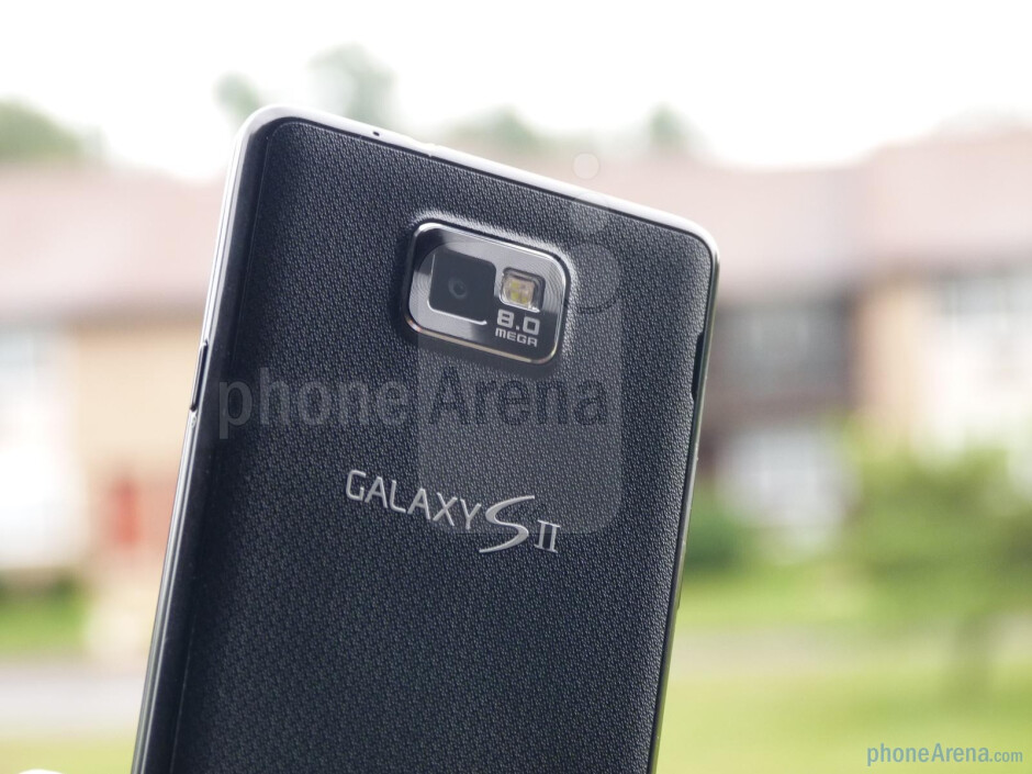 AT&T Samsung Galaxy S II Unboxing