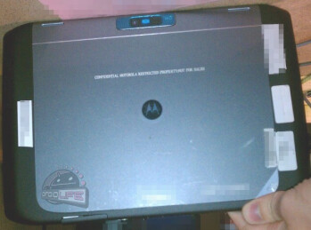 Pics supposedly of XOOM 2 leak