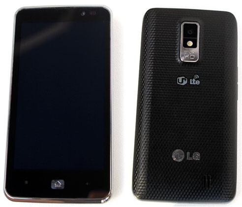 More images of the LG LU6200 - More pictures of the LG LU6200 leak, is it the LG Revolution 2?