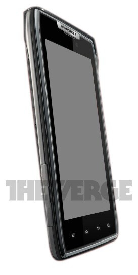 Motorola DROID RAZR is real, and allegedly sports a qHD Super AMOLED screen, Kevlar chassis