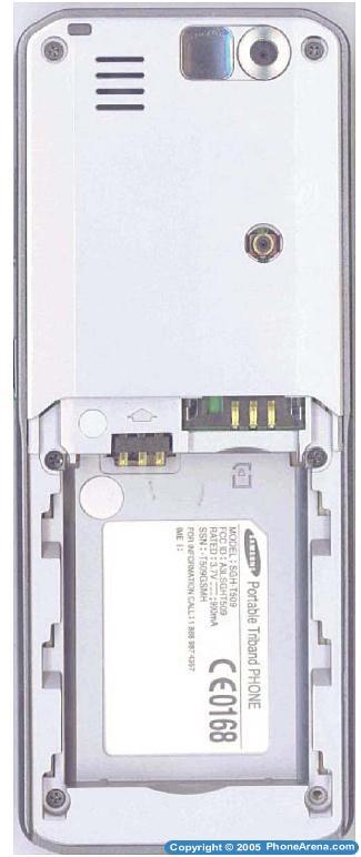 Samsung is preparing thin bar GSM phone - the T509