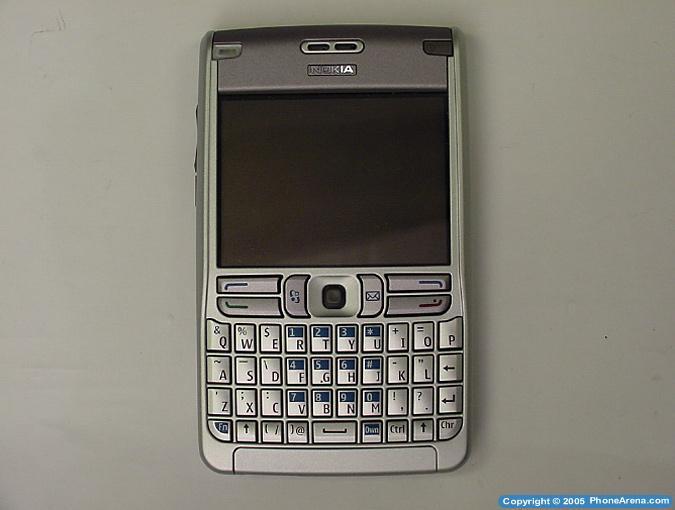 Nokia E62 pops up on FCC