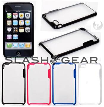New set of cases for iPhone 5 show possible redesign