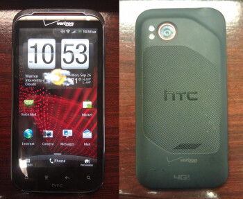 Live HTC Vigor spotted in the wild
