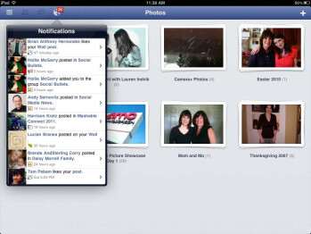 Facebook iPad app to be launched at iPhone event
