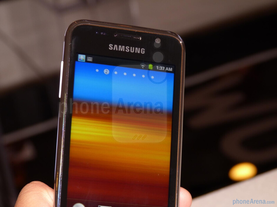 Samsung Galaxy Player 4.0 and 5.0 Hands-on