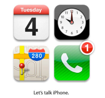 "Apple officially announces the ""Let's talk iPhone"" event"