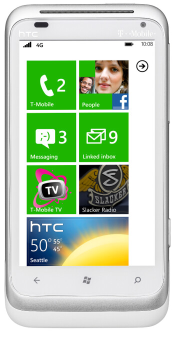 """T-Mobile officially announces that the HTC Radar 4G will arrive """"in time for the holidays"""""""