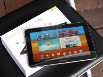 Samsung Galaxy Tab 8.9 Unboxing