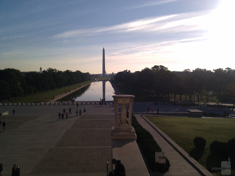 6. Joseph Kutchukov - HTC Nexus OneDC morning - Cool images, taken with your cell phone #15