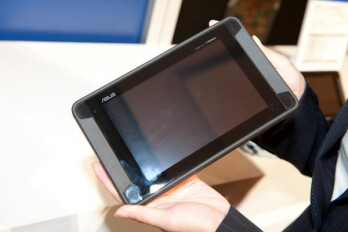 The ASUS TOUGH is a water-proof Android tablet