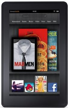 What Google can learn from the Amazon Kindle Fire (and iPad)