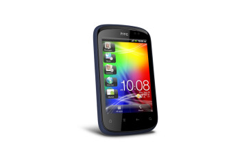 "HTC Explorer 3.2"" Android smartphone makes a debut: the company's most affordable"