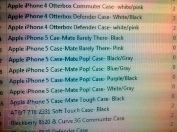Case-mate iPhone 5 cases appear in AT&T inventory