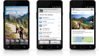 Flickr rolls out an Android app, realtime image sharing