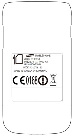 Samsung Galaxy W visits FCC with AT&T bands