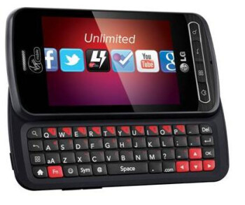 Virgin Mobile makes the LG Optimus Slider official at $199.99 starting on October 17th