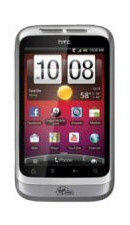 HTC Wildfire S in silver is exclusive to Virgin Mobile - arriving October 23rd for $200