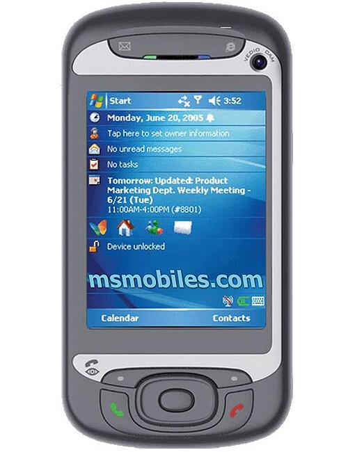 T-Mobile Germany's MDA Vario II is the HTC Hermes