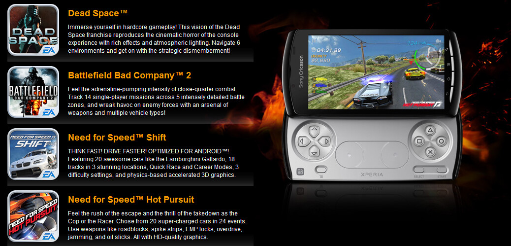 how to  mobile games free sony ericsson
