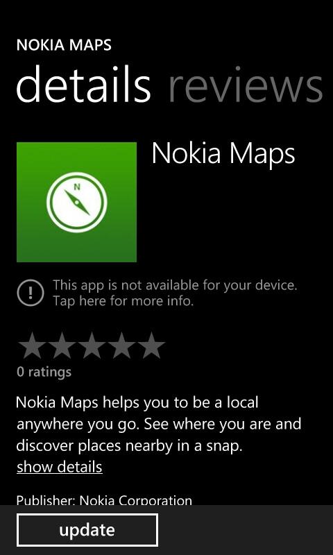 Free+offline+navigation+Nokia+Maps+app+appears+on+Windows+Phone ...