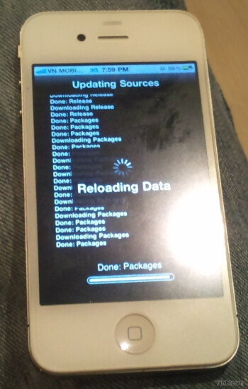 Claimed iPhone 4S leaks