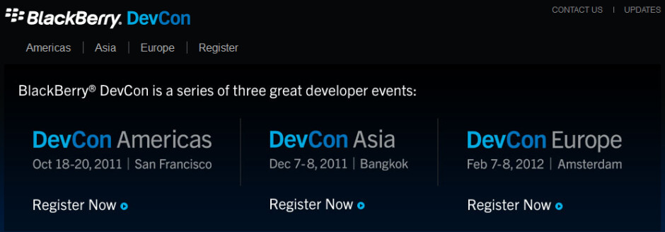 BlackBerry's DevCon Americas is coming this month - BlackBerry to rebrand its QNX platform for both phones and tablets as BlackBerry X or BBX