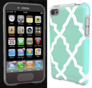 Another new iPhone case shows redesign