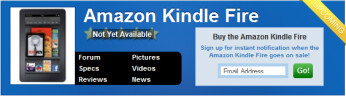 The Amazon Kindle Fire can now be pre-ordered