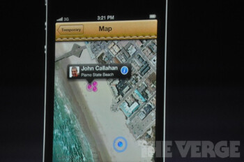 Apple announces Find My Friends app, parents rejoice