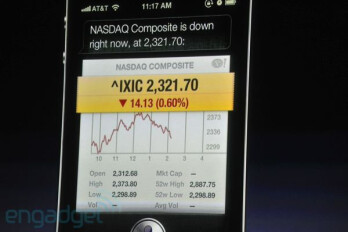 "iPhone 4S comes with ""world changing"" voice recognition from Siri"