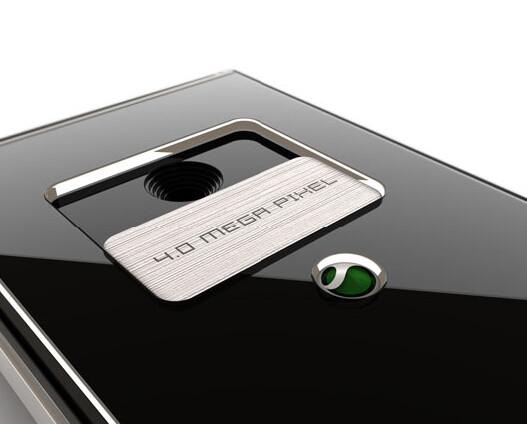Sony Ericsson Black Diamond concept