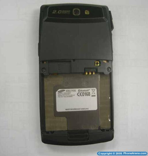 Samsung is preparing a new slider phone - SGH-D840