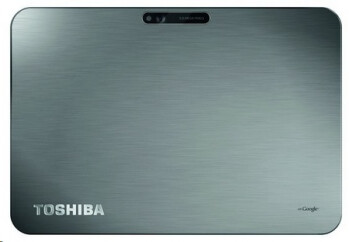 "The world's thinnest and lightest 10"" Android tablet official in Japan - Toshiba REGZA AT700"