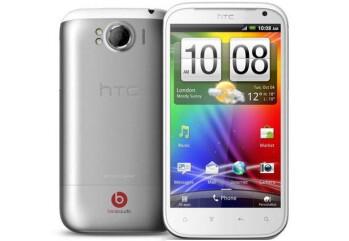 "HTC Sensation XL thuds to life with its 4.7"" display and Beats Audio technology"