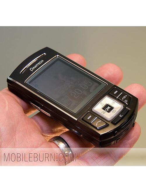 Pantech unveils G-3900 slider phone