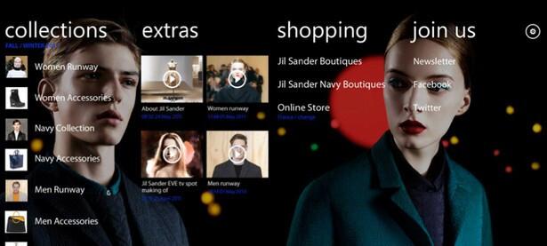 Famed designer Jil Sander to sell her own boutique Windows ...
