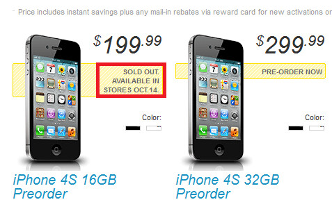 Apple+sells+out+the+Apple+iPhone+4S%2C+new+orders+now+ship+in+1+to+2+weeks