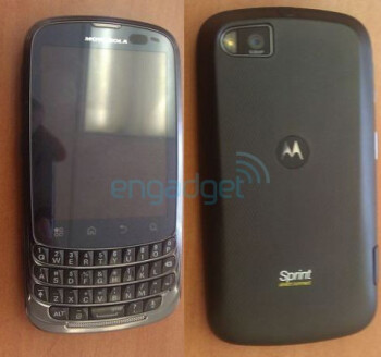 The Motorola Admiral offers PTT for Android faithful