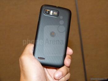 Motorola ATRIX 2 Hands-on