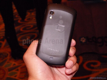 Samsung Stratosphere Hands-on