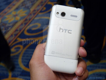The HTC Radar 4G is a camera centric device thanks to the 5-megapixel auto-focus camera with LED flash