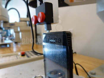 Nokia testing lab tour
