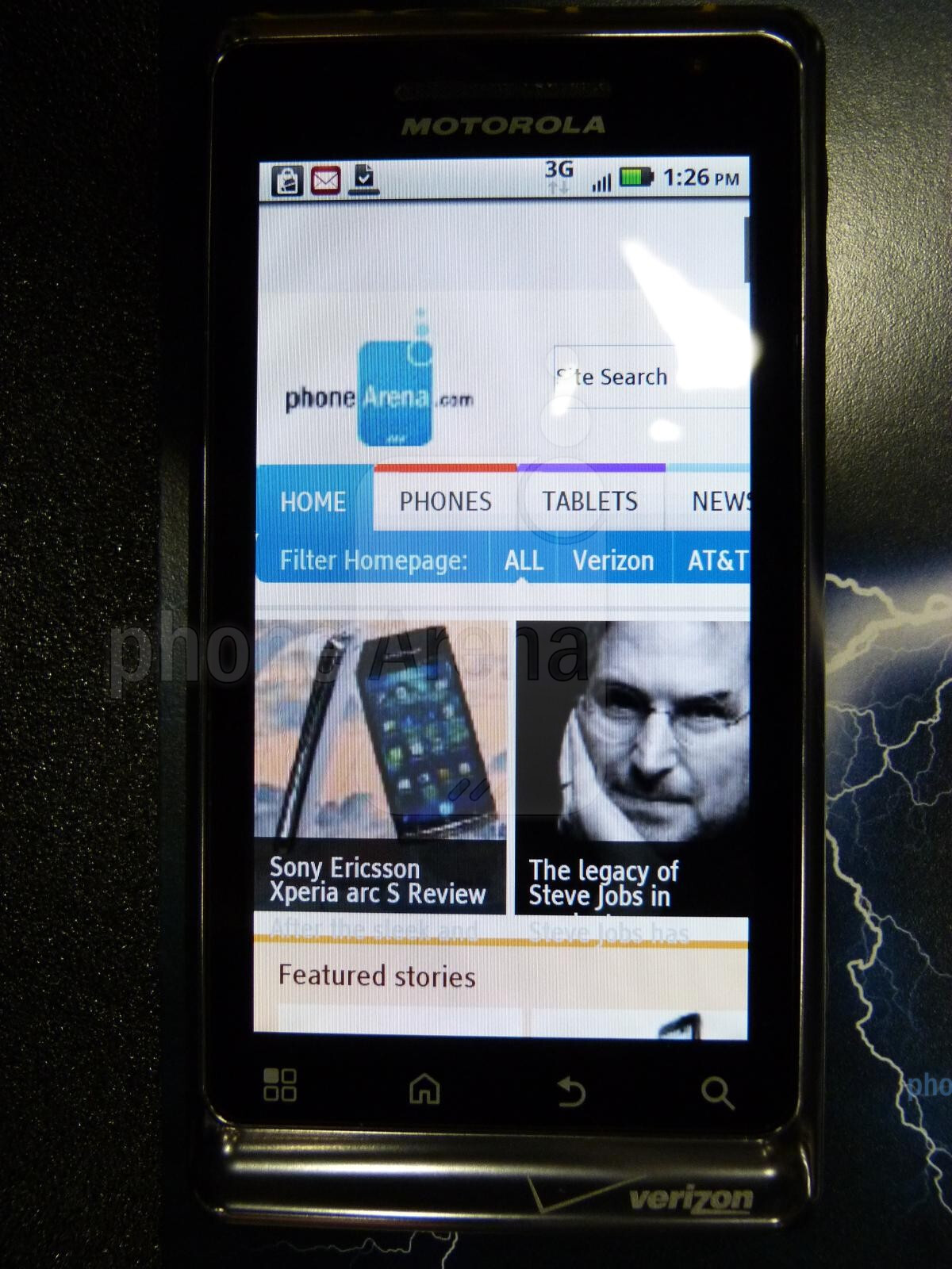 how to change default browser in android phone