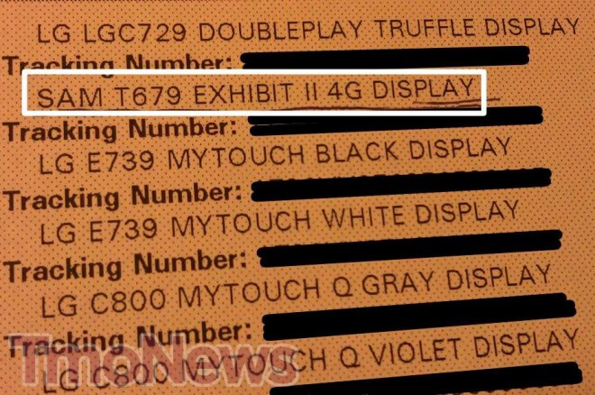 Meet the Samsung Exhibit II 4G