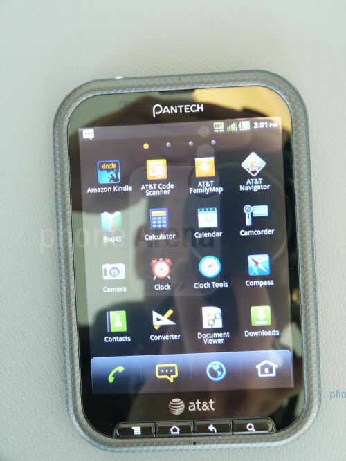 Pantech+Pocket+hands-on