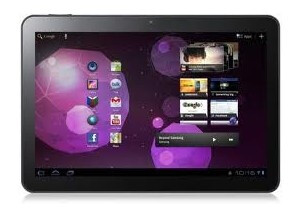The Samsung GALAXY Tab 10.1 - Australian Court gives Apple a preliminary ban against the sale of the Samsung GALAXY Tab 10.1
