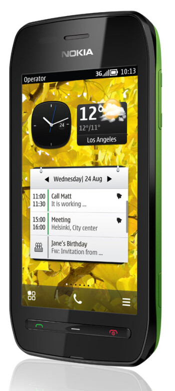 Nokia 603 is now official: Symbian Belle for the masses